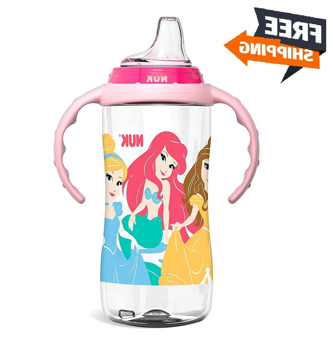 NUK Disney Active Cup, Mickey Mouse Design, 10 Ounce