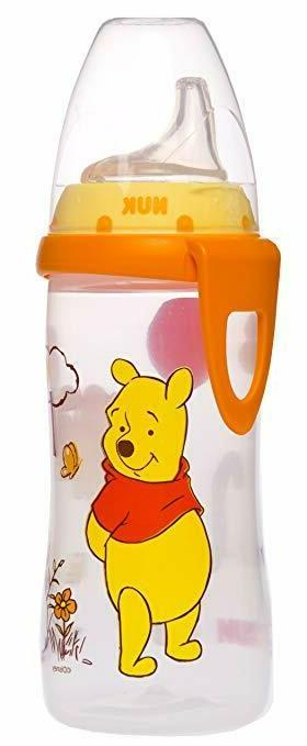 NUK Disney Active Sippy Cup Winnie the Pooh 10oz 1pk NEW
