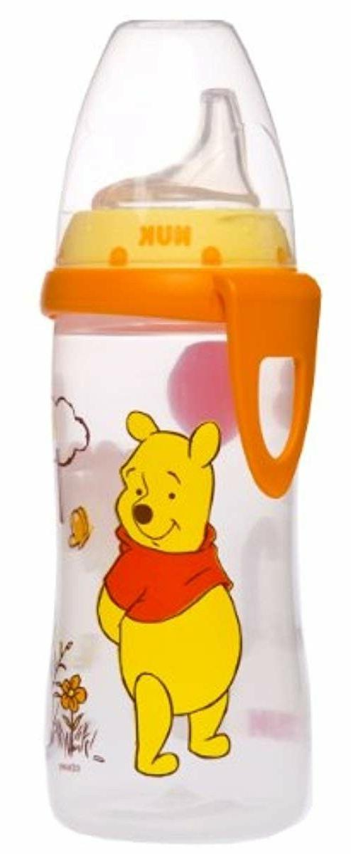 disney active sippy cup winnie the pooh
