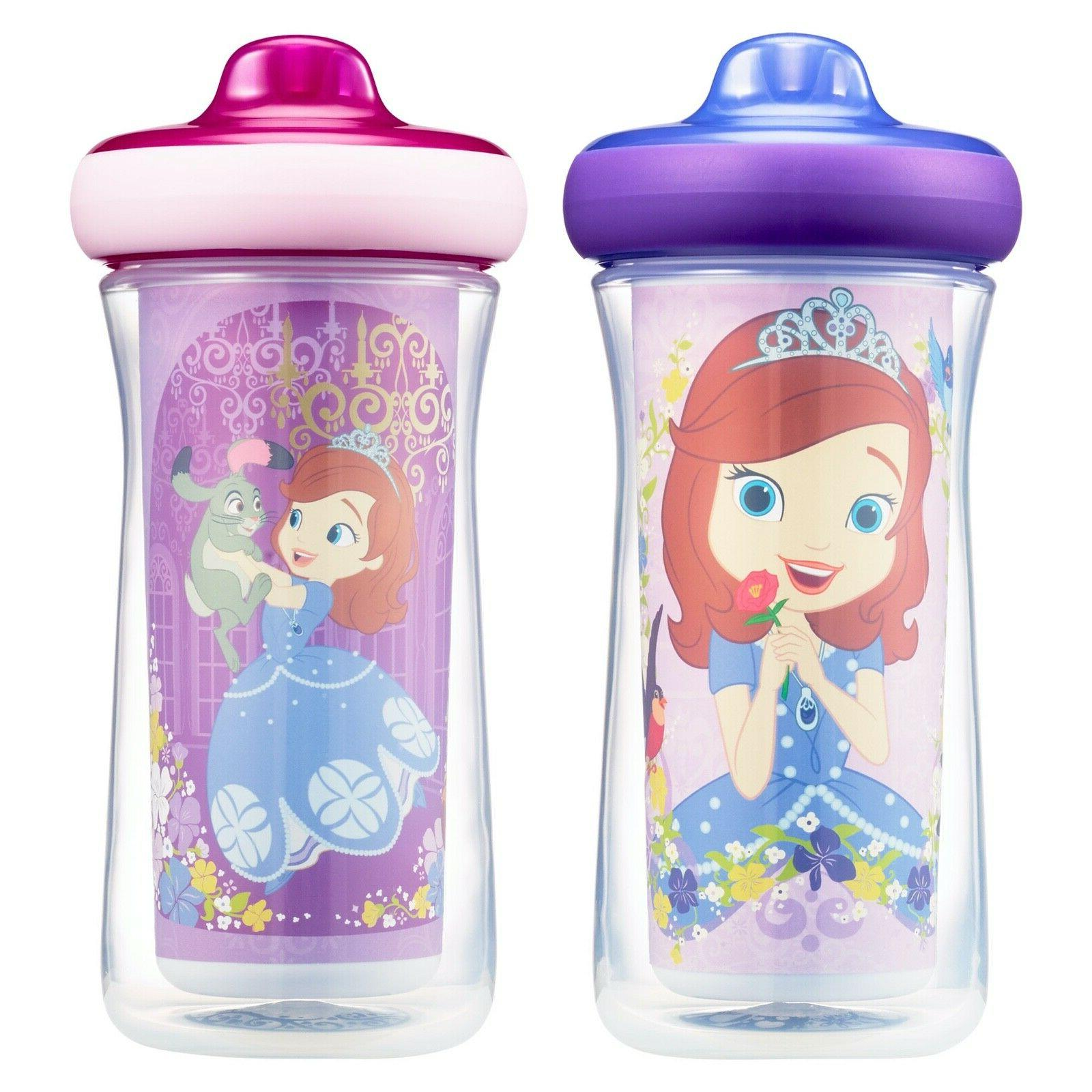 Disney Baby First Insulated Hard Sippy Cup 9oz