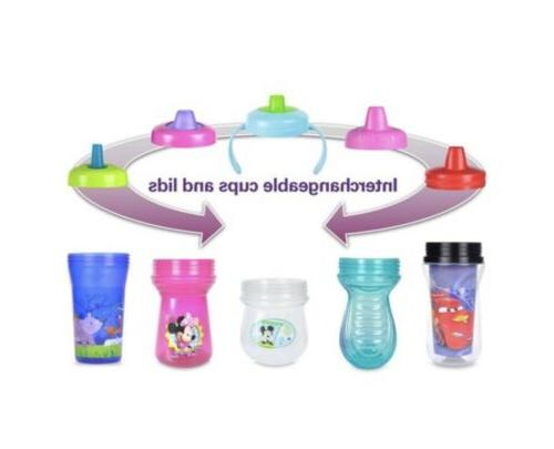 The First Years Insulated Sippy Mouse, Ct