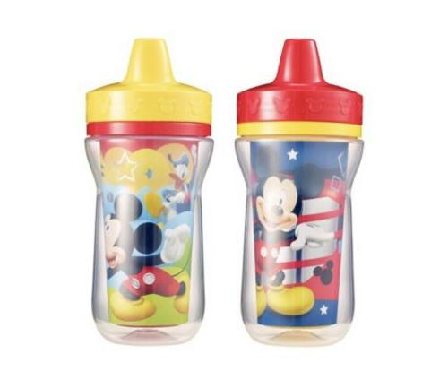 disney insulated sippy cup mickey mouse 9