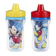 Disney the Mickey SIPPY CUP*2