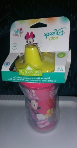 disney minnie mouse insulated sippy cup 9