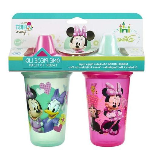 The Minnie Stackable Spout Color Vary