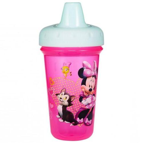 The First Years Minnie Mouse Hard Spout Cup, Vary