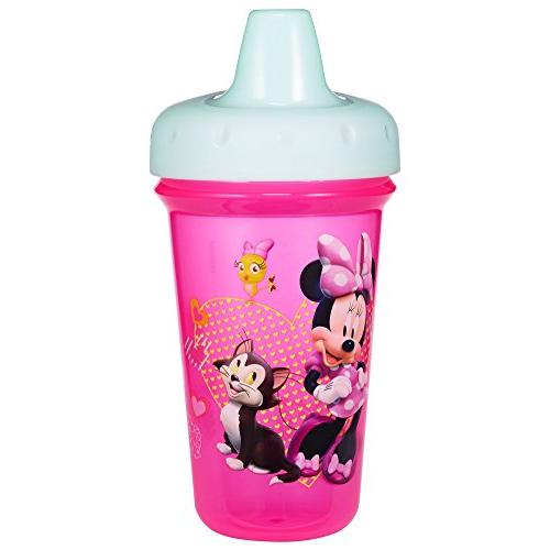 The First Years Disney Minnie Mouse Stackable Hard Spout Cup Pink