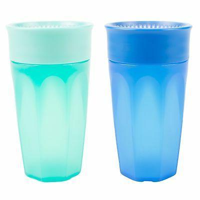 Dr. Brown's Spoutless 10 Blue/Aqua, Count