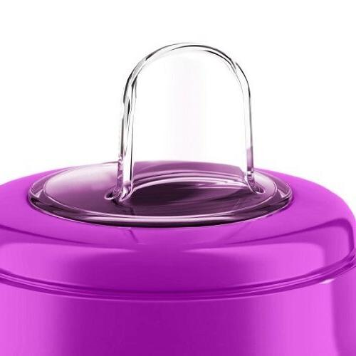 Philips My Sippy Cup Baby Stage Silicone 9