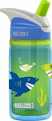 CamelBak® Eddy® Kids' Sharks 12oz Insulated Water