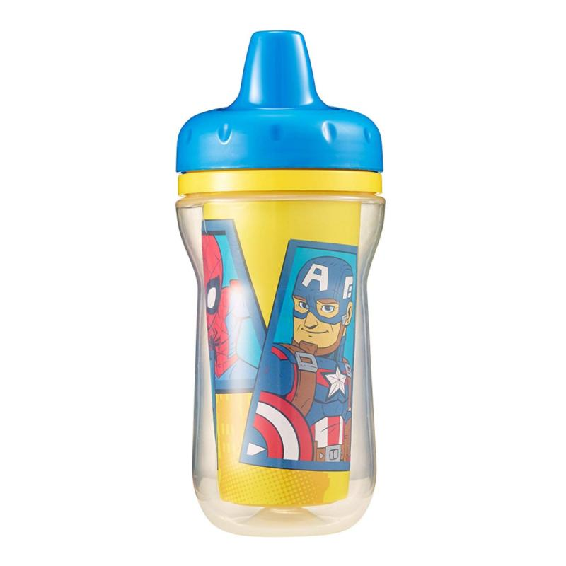 First Years Marvel Super Hero Insulated Cup 9 2pk