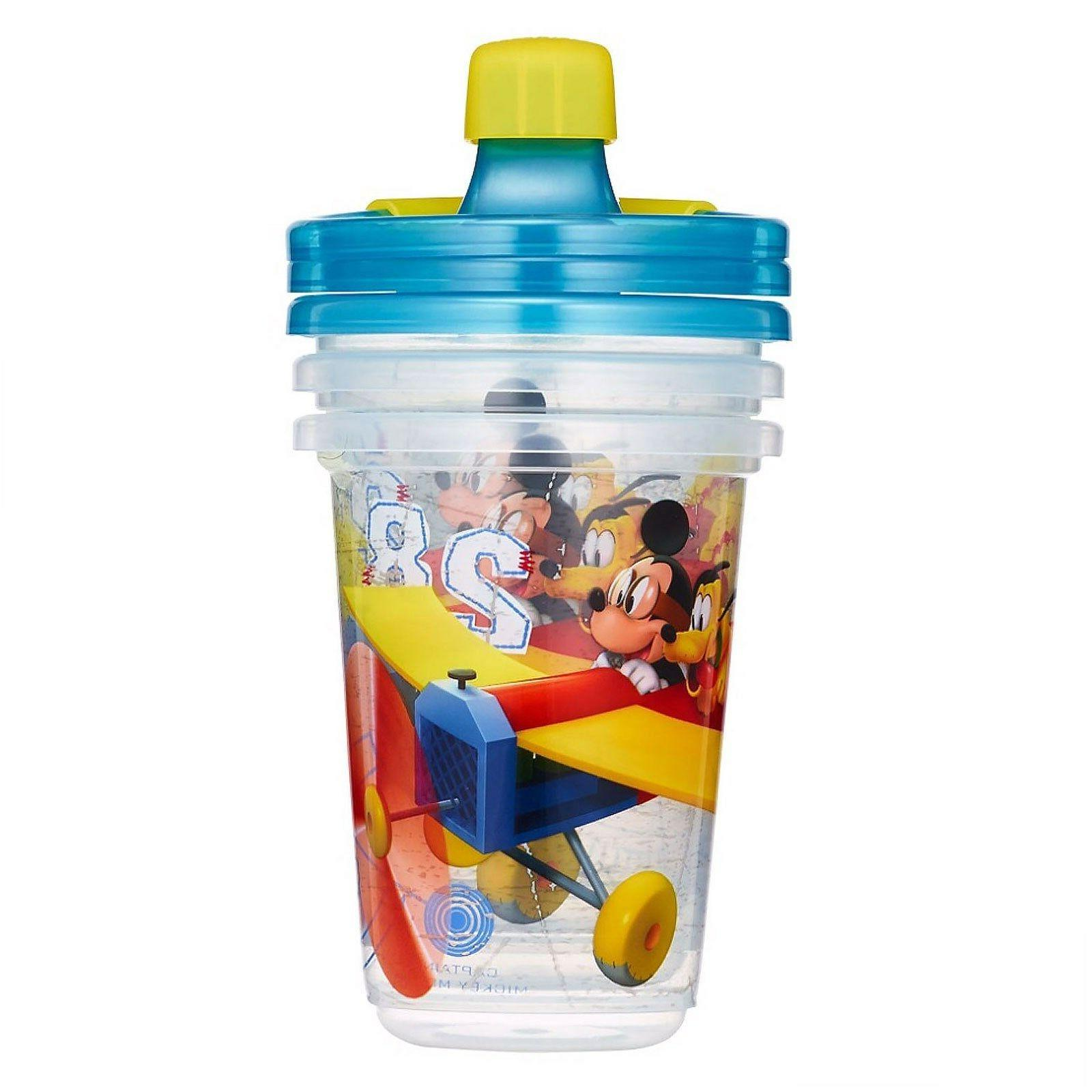 Learning The First Years Mickey Mouse Take & Toss Sippy Cup