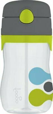 Thermos Foogo Phases Leak Proof Straw Bottle, Tripoli Design
