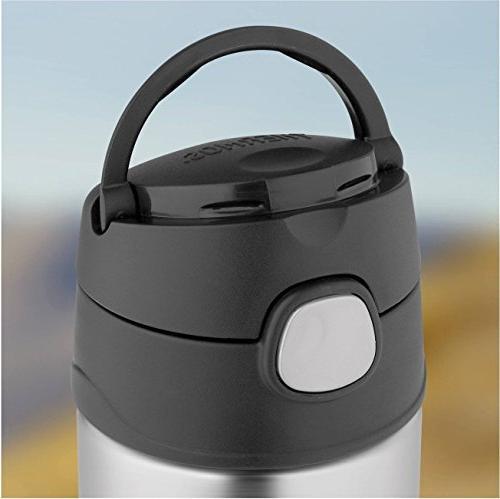 Thermos Bottle - oz - Vacuum