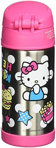 Hello Kitty Thermos For Cold 12 oz