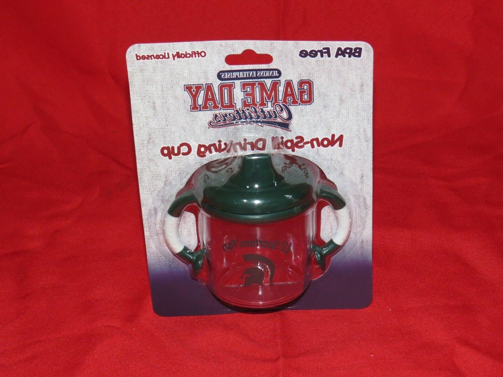 g1 DAY NCAA MICHIGAN STATE TODDLER SIPPY