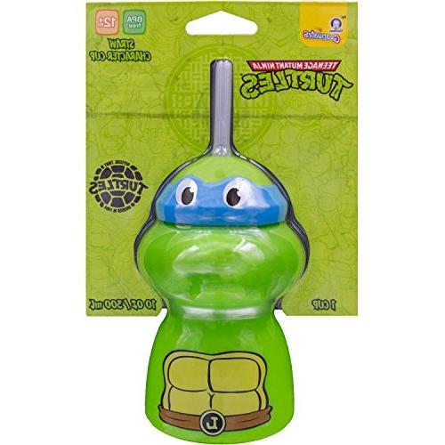 Gerber Graduates Teenage Mutant Turtle-Shaped Sippy Cup,