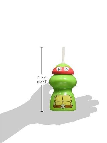 Gerber Mutant Ninja Turtles Turtle-Shaped Cup,