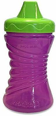 Gerber Gradates Fun Grips 10 oz Spill-Proof Cup, Assorted Co