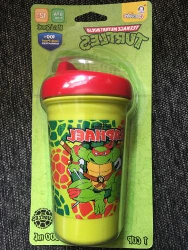 graduates sippy cup 2 pack tmnt brand