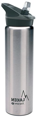 Laken Thermo Kids Vacuum Insulated Stainless Steel Leak Free