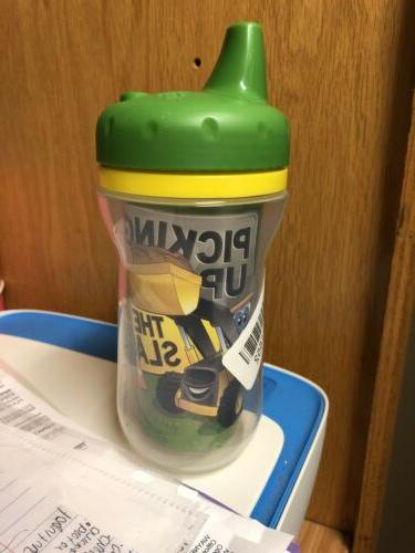 john deere insulated sippy cup