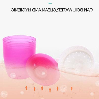 Kids Drinking Sippy Beaker No With Double Leak Handles