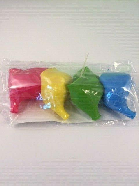 Kids Silicone Leak Proof Elephant Cover Lids Pack