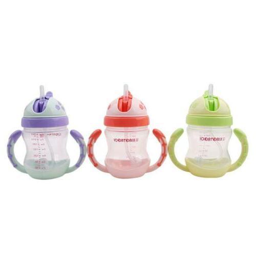 Kids No Cup Soft Spout Bottle