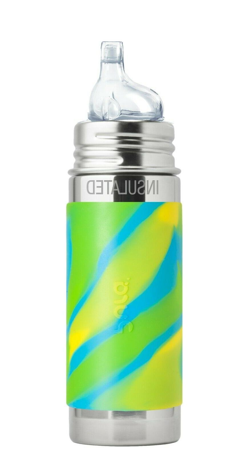 kiki stainless steel insulated sippy