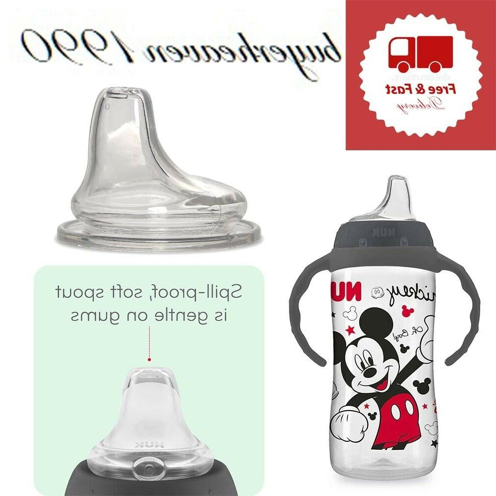 large learner sippy cup mickey mouse 10