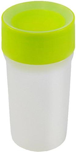 Lite Cup - Lime Green - Non Spill Cup w Night Light for todd