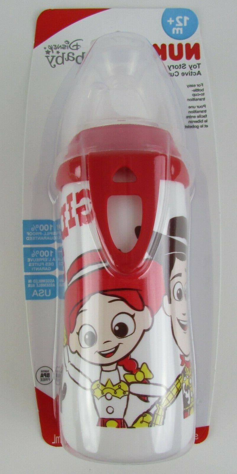 Lot Disney Baby Active Cups