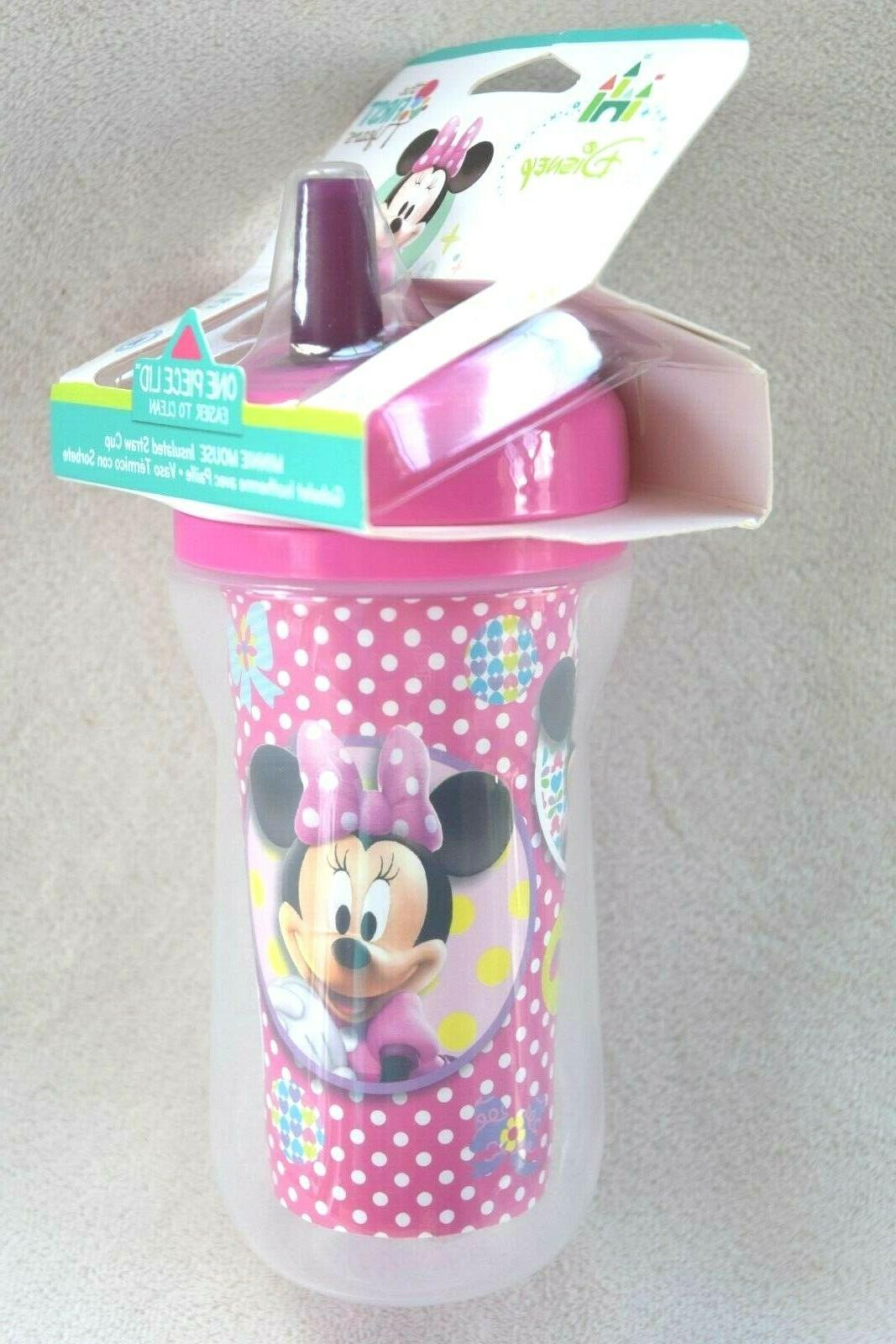 Minnie Mouse Dotty Sippy Cup