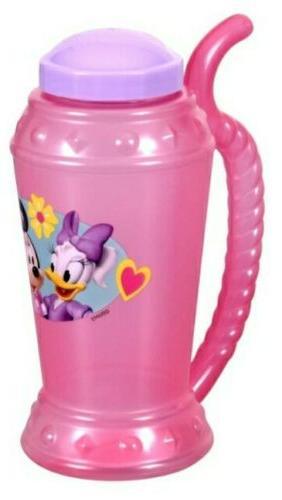 MINNIE MOUSE Plastic Mug, Pink, childrens, kids,