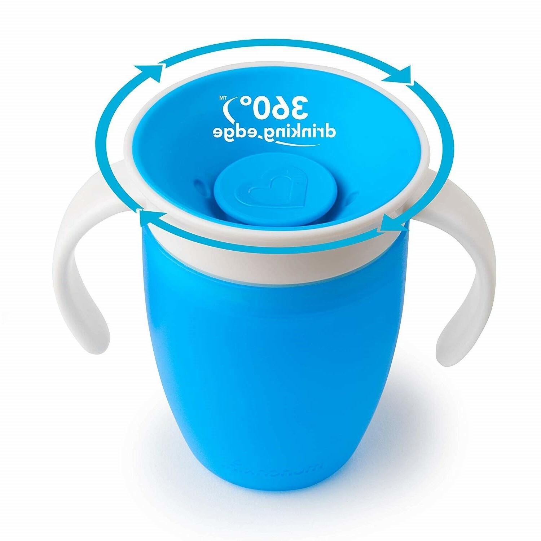 Munchkin 360 10 Cup Green/Blue