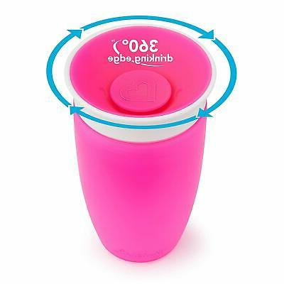 Munchkin Sippy Cup to Toddler Baby
