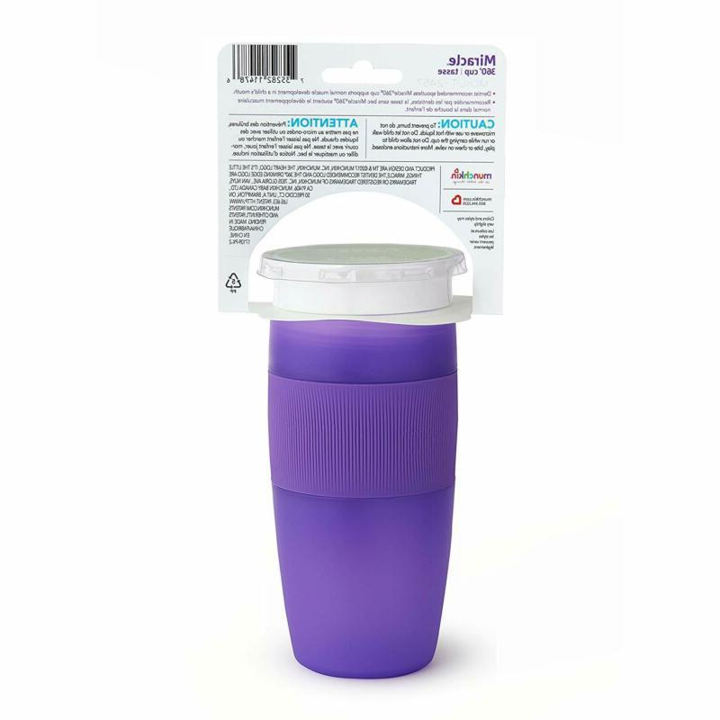 Munchkin Miracle Cup, Purple,