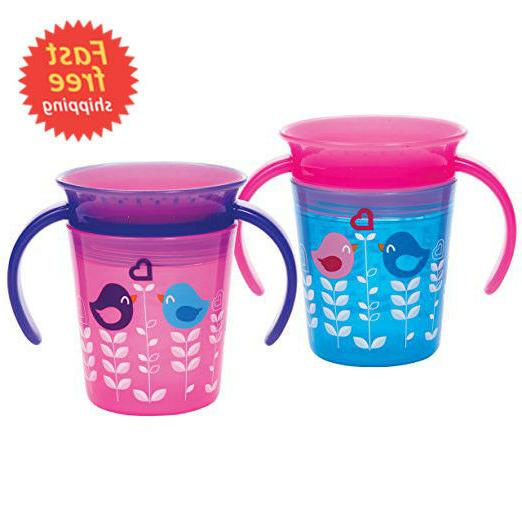 Munchkin Sippy Cups Baby Blue