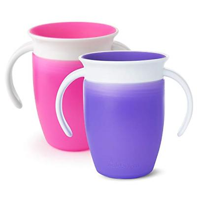 miracle 360 trainer cup pink purple 7