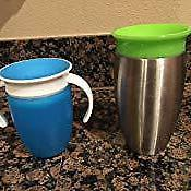 Miracle Steel Sippy Cup,