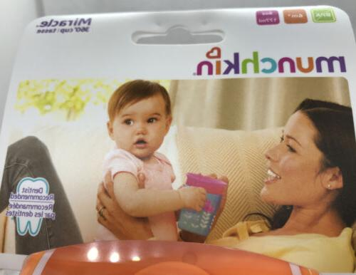 Munchkin Miracle sippy FREE