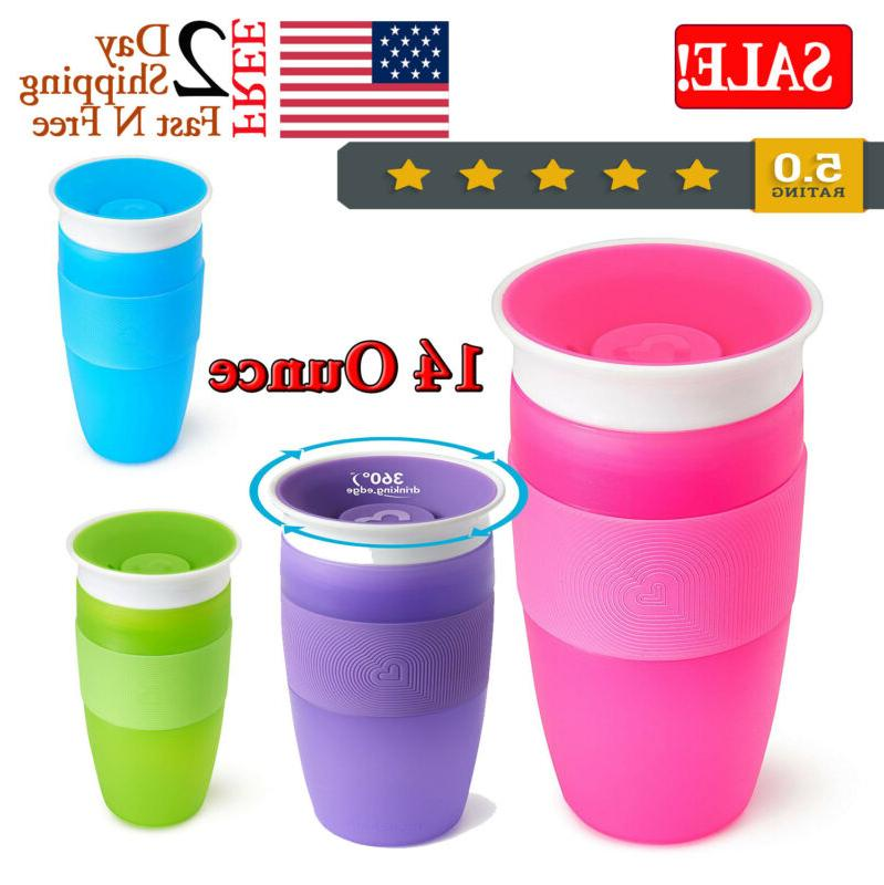 munchkin 360 sippy cup toddlers kids baby