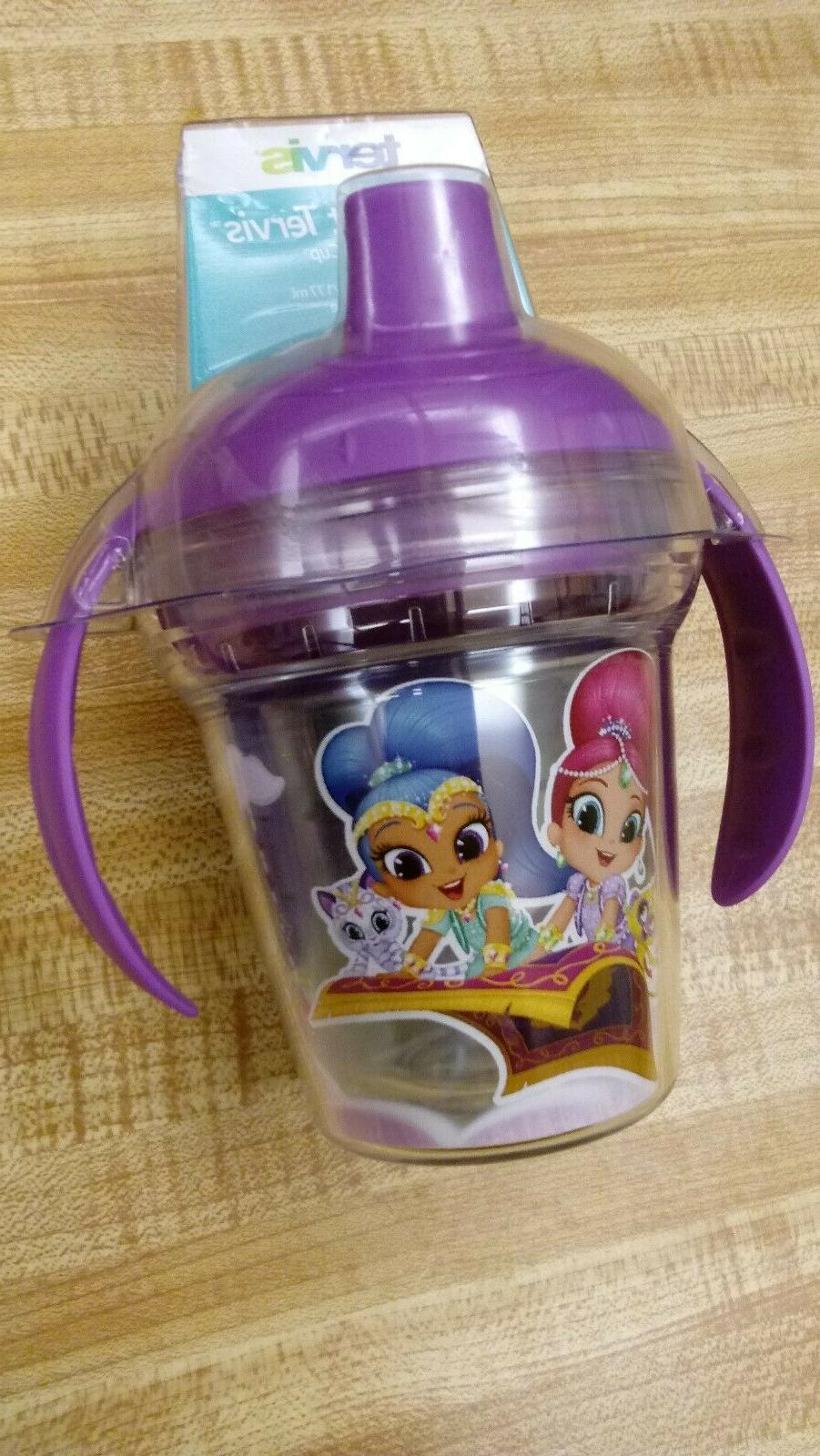 Tervis My Sippy Shimmer 9m+ 6oz/177ml BPA