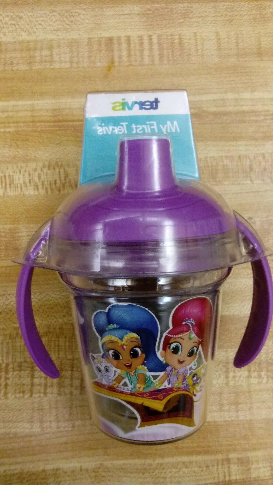 my first sippy cup shimmer shine 9m