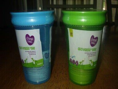 new 2 parents choice 360 degree sippy