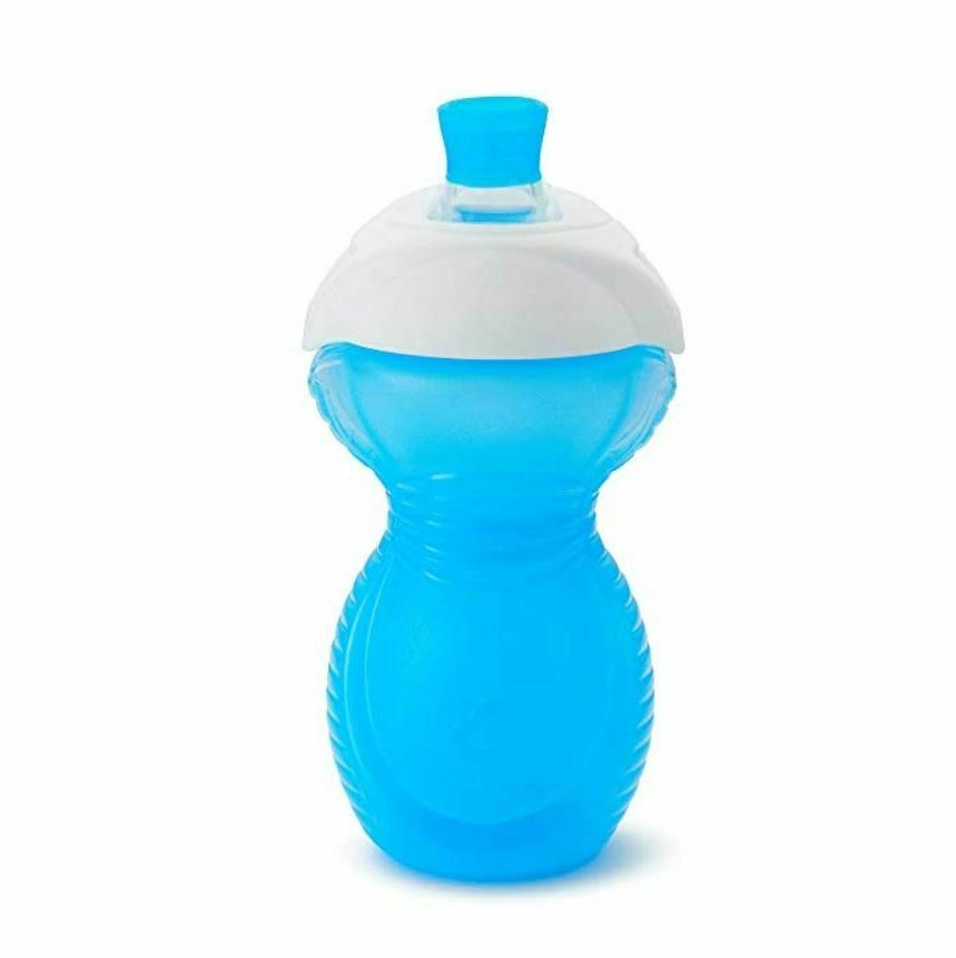 new Lock Proof Sippy Blue/Green, 9 Free 2Day Ship