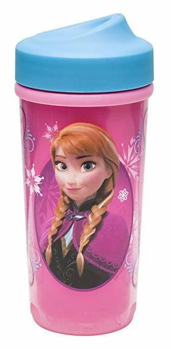 New Disney Frozen Insulated Perfect Flo Free 8.7oz.