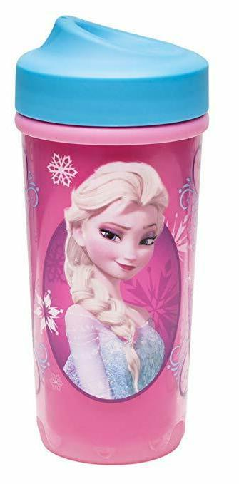 new disney frozen toddler insulated sippy drink