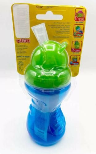 NEW Sippy Cup No Spill Blue BPA